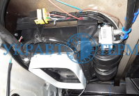 Кондиционер S.E.A. на трактор МТЗ с накрышным конденсором (арт.0026-12533)