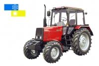 Кондиционер на трактор МТЗ с накрышным конденсором (арт.0019-02935)